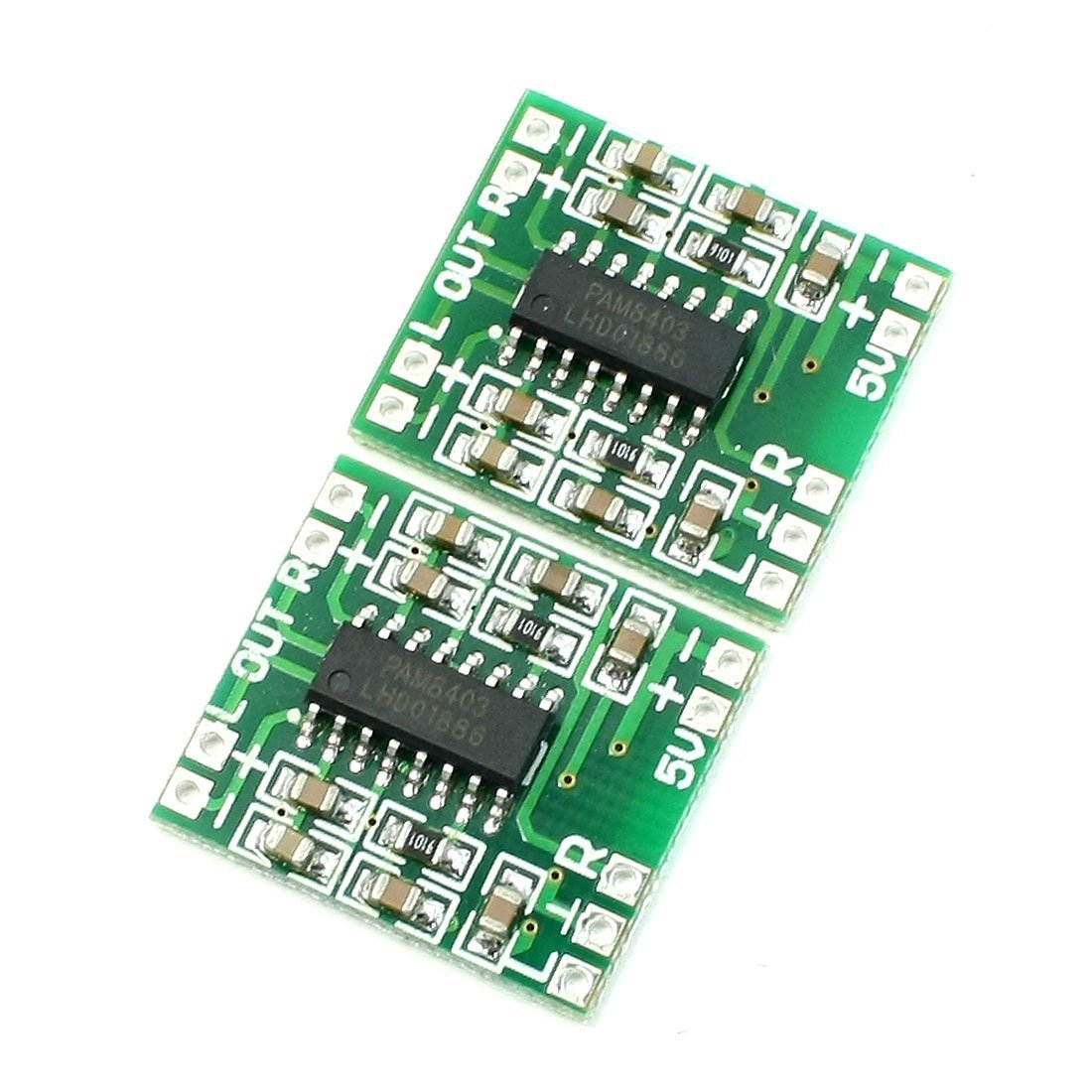 super mini pam8403 2*3w d class digital amplifier