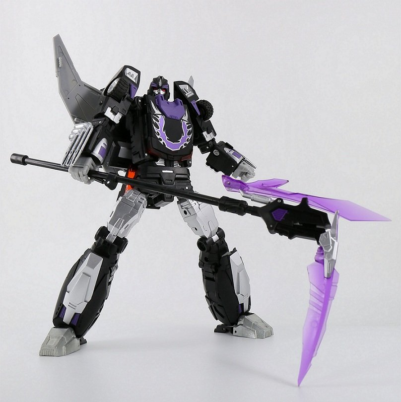 DX9 Black Motta Day MP Level Universal Death Sickle Variable Robot Weapon New HK