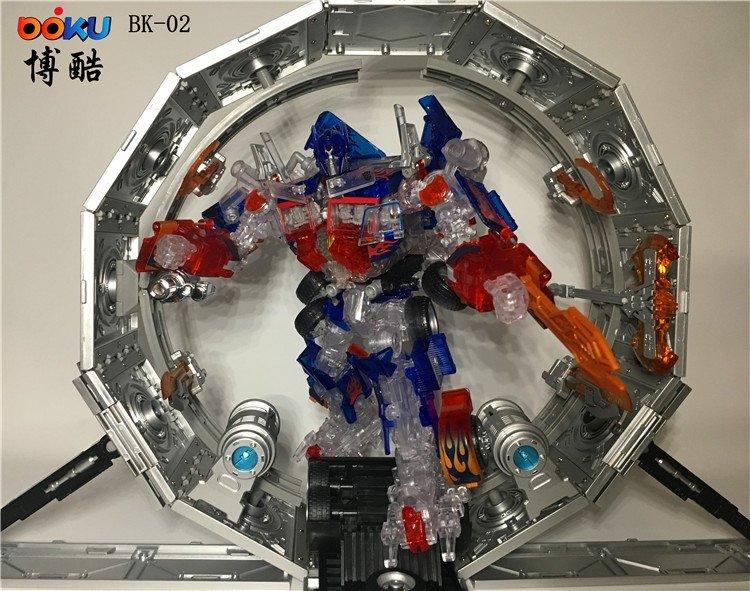 Boku  Ufo Robot-Optimus Prime BK-02 Lop CompartiHommest Armory pour robot NEUF  acheter pas cher