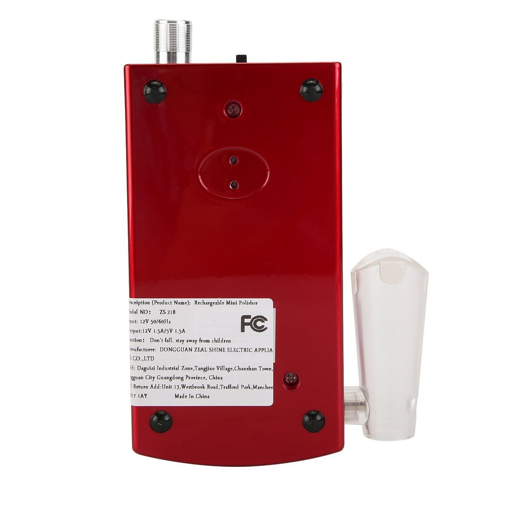 30000RPM-Portable-Rechargeable-Cordless-Electric-Nail-Drill-Manicure-Machine-Set thumbnail 19