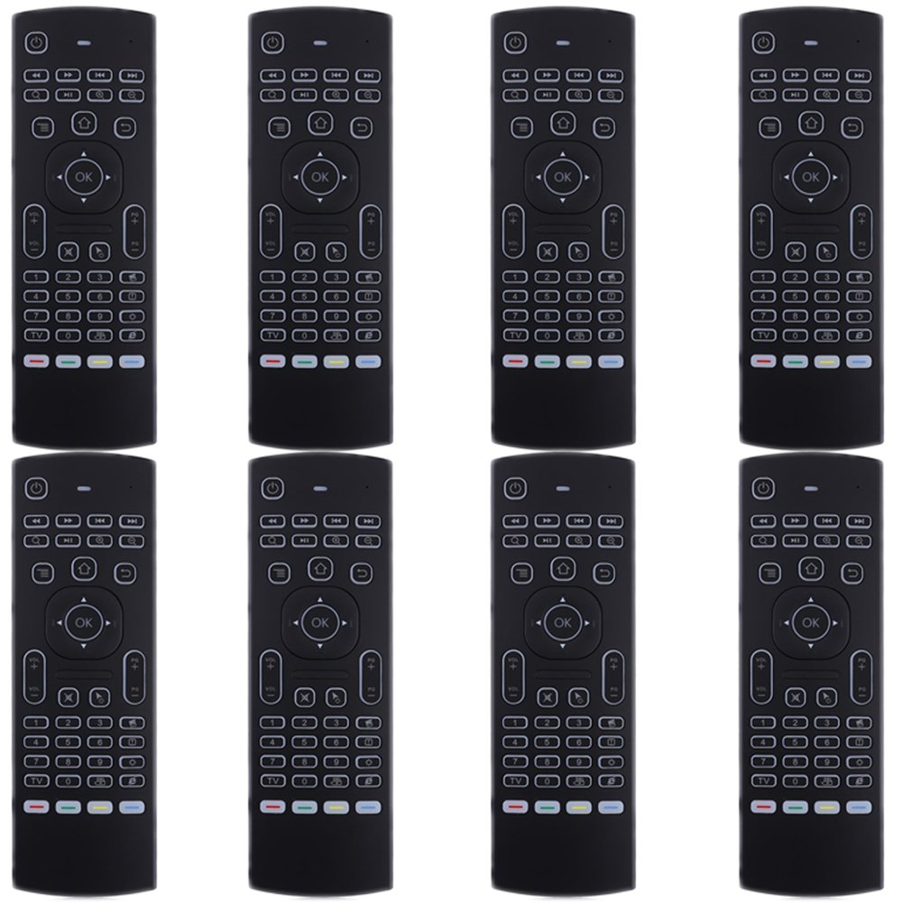 LOT 17 New2.4G Backlight Wireless Remote Control Keyboard forGoogle TV Box OY 31