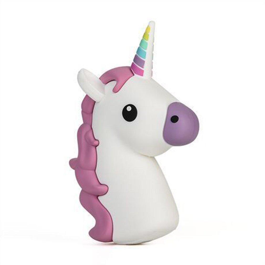 New-Emoji-Unicorn-Cartoon-Portable-Charger-External-Backup-Battery-Power-Bank-AW