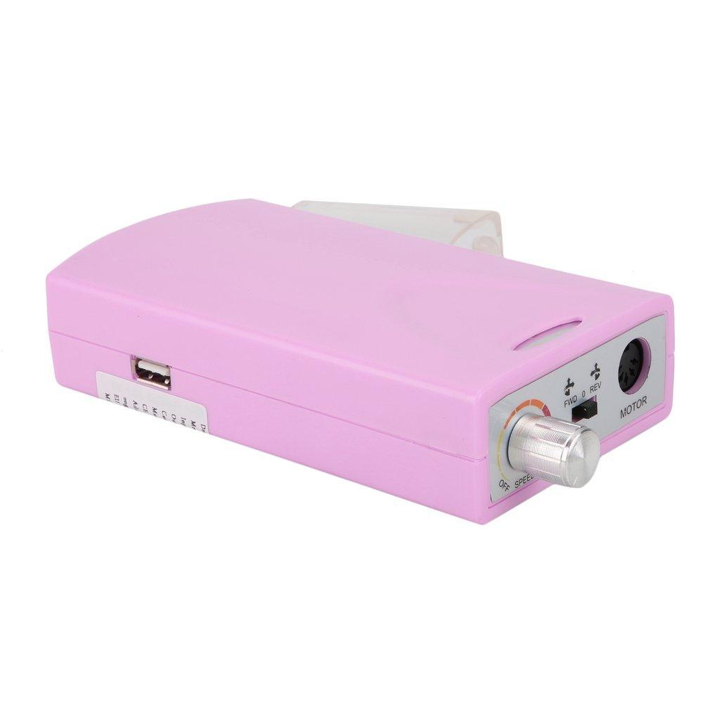 30000RPM-Portable-Rechargeable-Cordless-Electric-Nail-Drill-Manicure-Machine-Set thumbnail 30