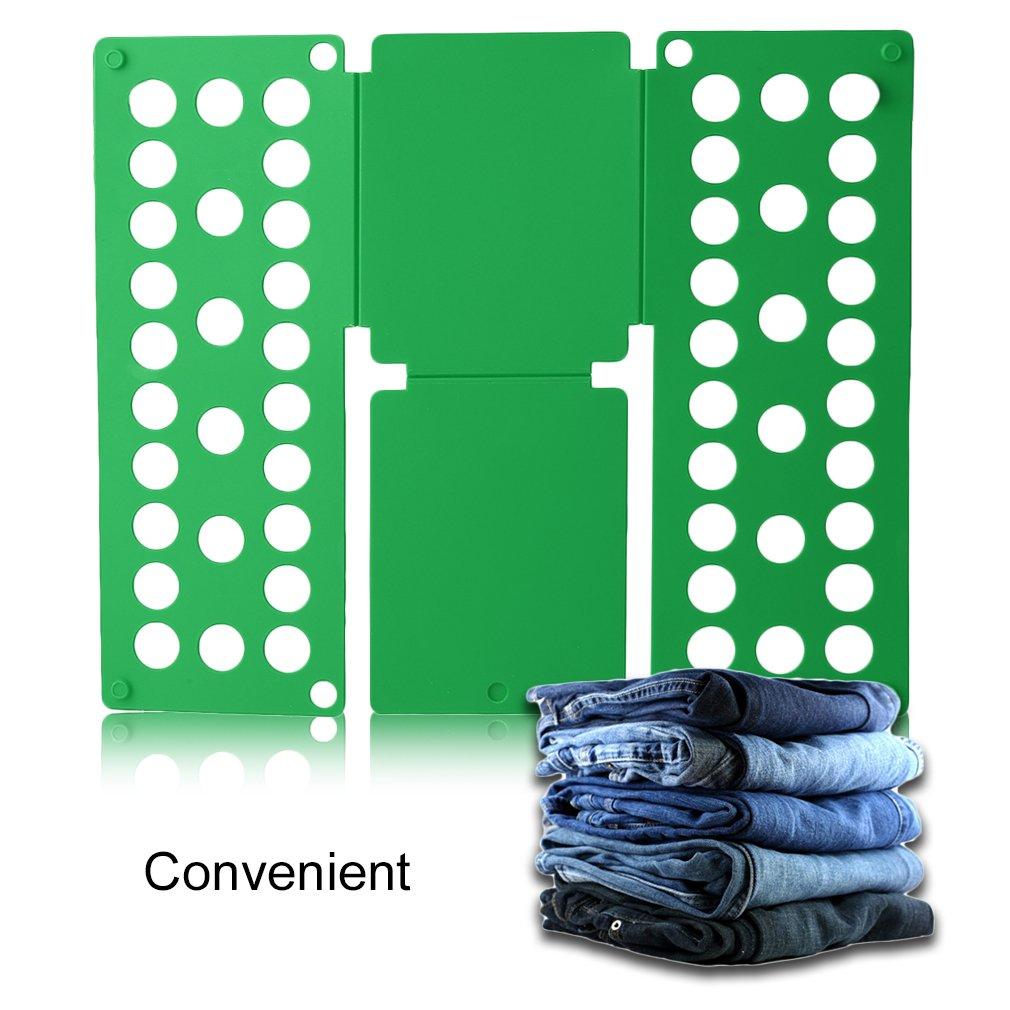 Clothes-T-Shirt-Folder-fast-Folding-Board-Flip-Fold-For-Child-Child-Laundry-SM