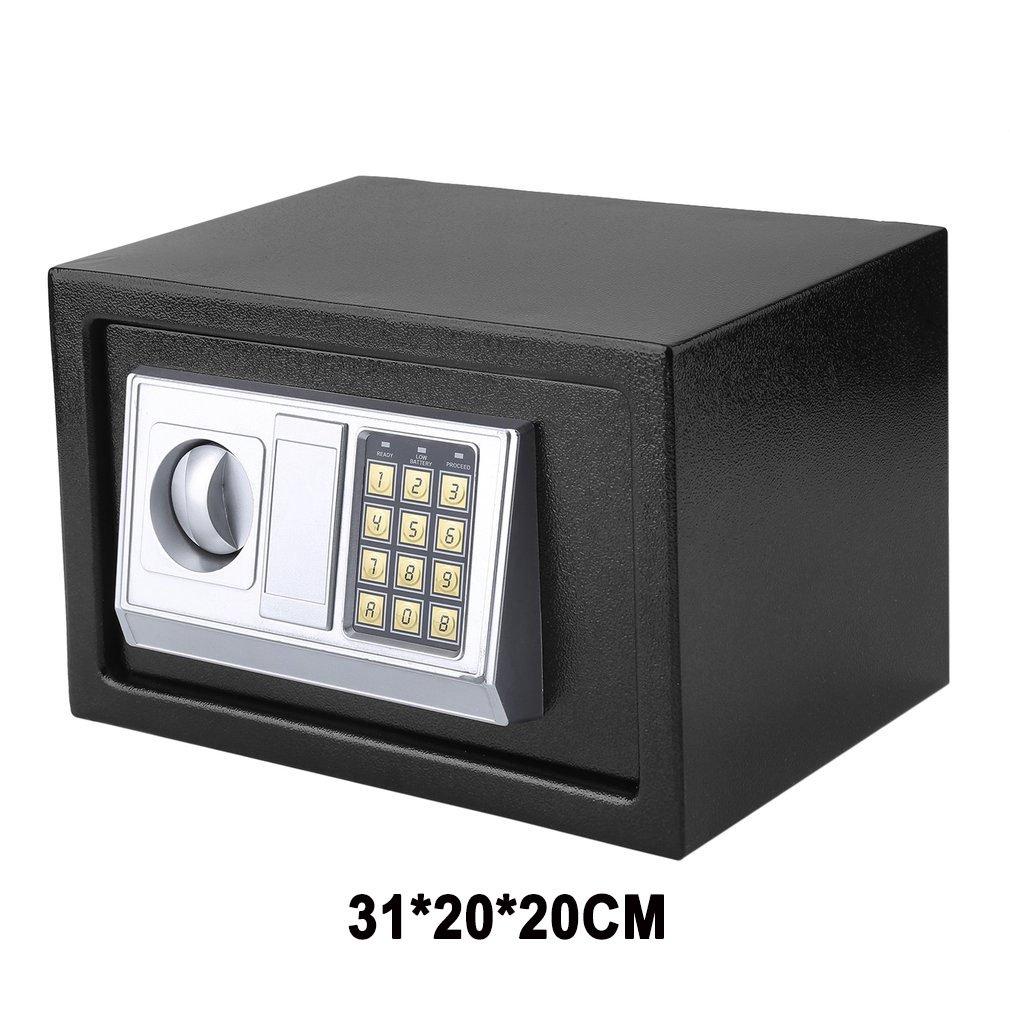 Portable-Digital-Safe-Box-Safety-Security-Box-Cash-Jewelry-Document-Handgun-Home