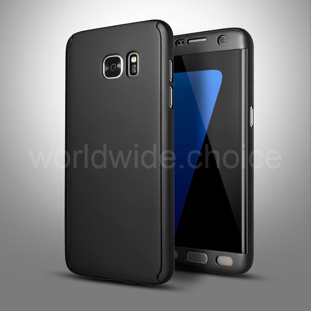 360-Full-Body-Slim-Shockproof-Hard-Case-Cover-Skin-For-Samsung-Galaxy-S7-Edge-S8