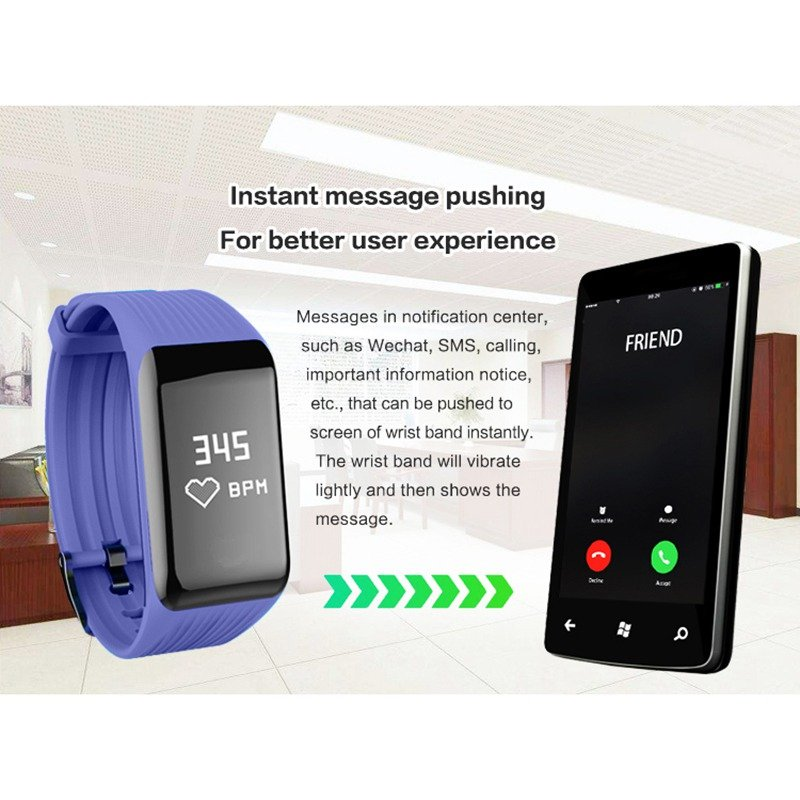 Bluetooth-Sports-Tracker-Heart-Rate-Fitness-Pedometer-Bracelet-Smart-Watch-USA