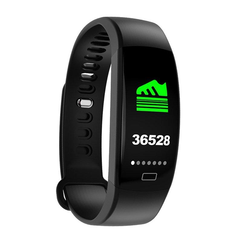 F64HR-Fitness-Smart-Bracelet-Bluetooth-Smart-Watch-Tracker-Heart-Rate-Monitor miniature 13