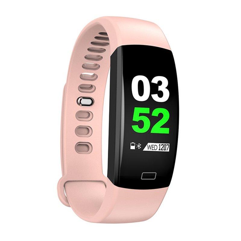 F64HR-Fitness-Smart-Bracelet-Bluetooth-Smart-Watch-Tracker-Heart-Rate-Monitor miniature 22