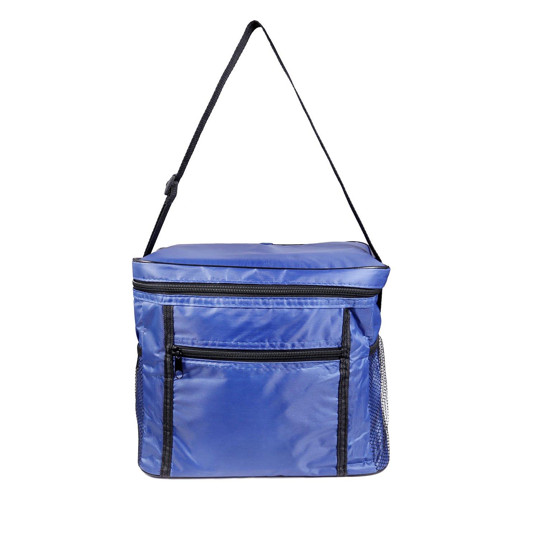 Insulated Insulated Insulated Cool Picnic Sac Thermique Portable déjeuner rangement poignée de trans 624c33