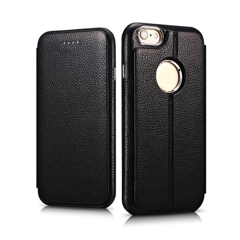 ICARER-Premium-Leather-Flip-Cover-Card-Case-Skin-For-iPhone-6-Plus-6s-Plus-5-5