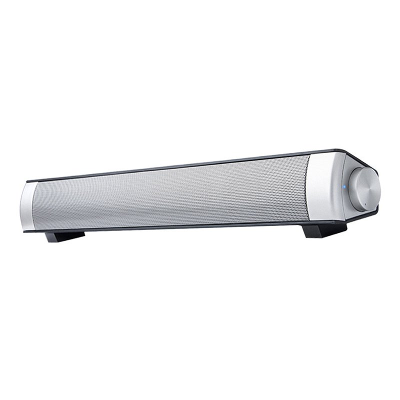 TV Home Theater Soundbar Bluetooth4.2 Sound Speaker System w/Built-in Subwoofer