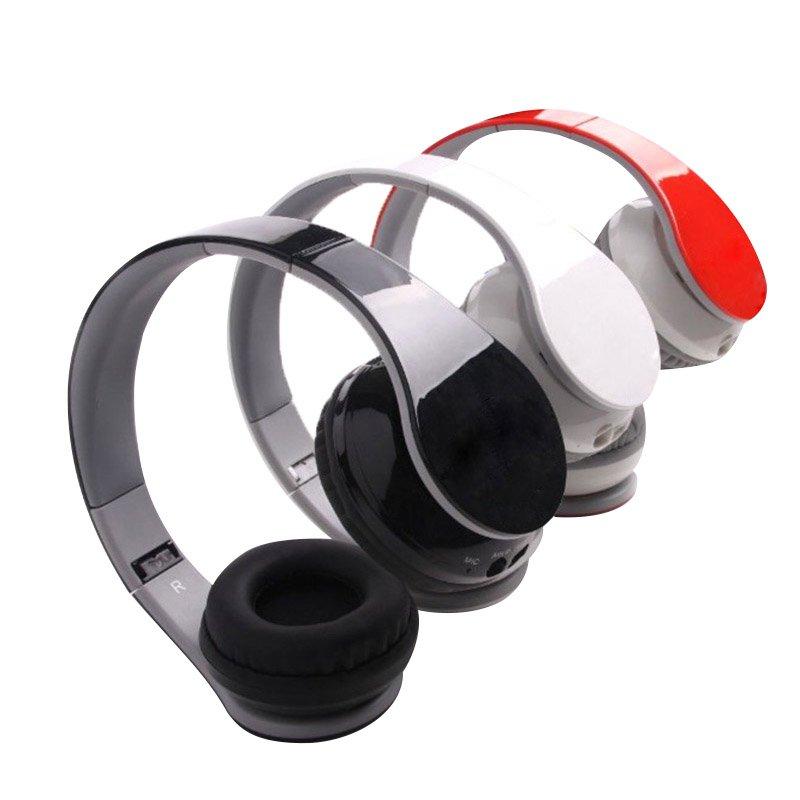Wireless Bluetooth Foldable Headset Stereo Headphone Earphone for iPhone Samsung