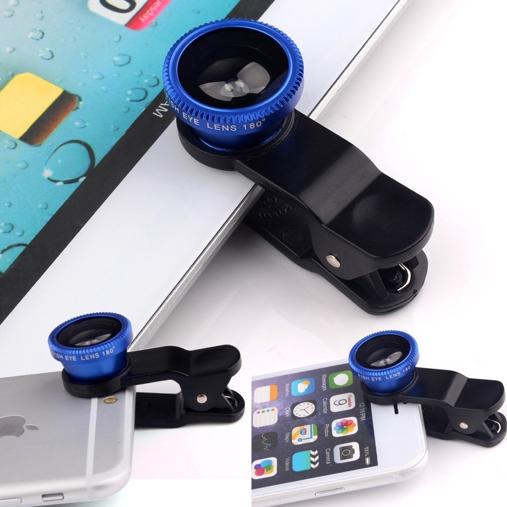 Universal-3IN1-Camera-Lens-Wide-Angle-Macro-Lens-Clip-on-Fish-Eye-For-Cellphone thumbnail 4