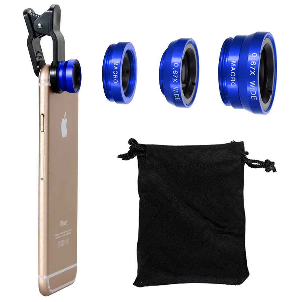 Universal-3IN1-Camera-Lens-Wide-Angle-Macro-Lens-Clip-on-Fish-Eye-For-Cellphone thumbnail 3