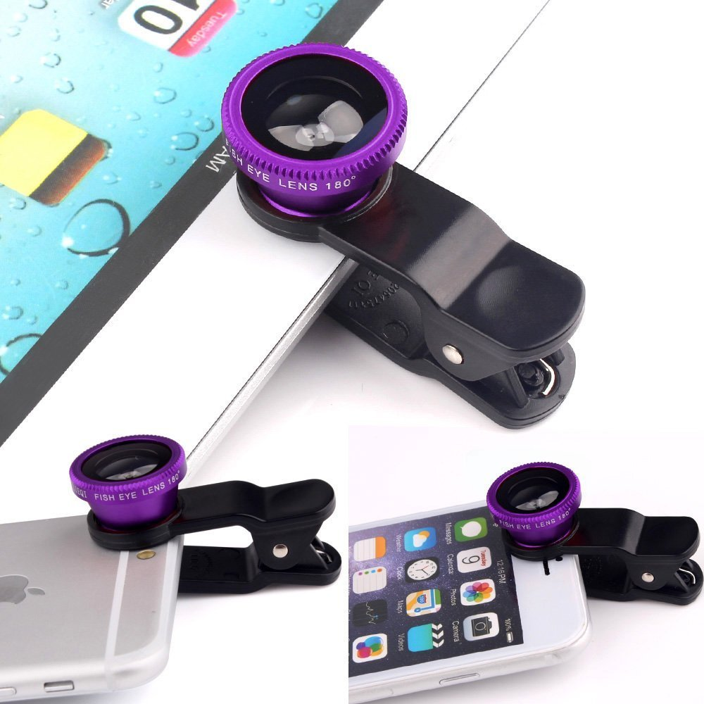 Universal-3IN1-Camera-Lens-Wide-Angle-Macro-Lens-Clip-on-Fish-Eye-For-Cellphone thumbnail 8