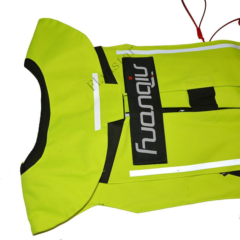 US Ship Motorcycle Racing&Sport Jack Safety Air-bag Vest Advanced