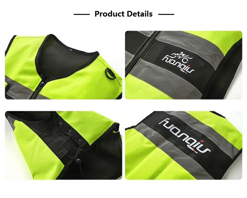 Air Bag Safety Vest Protective Inflatable Turtle Motorcycle Vest Airbag