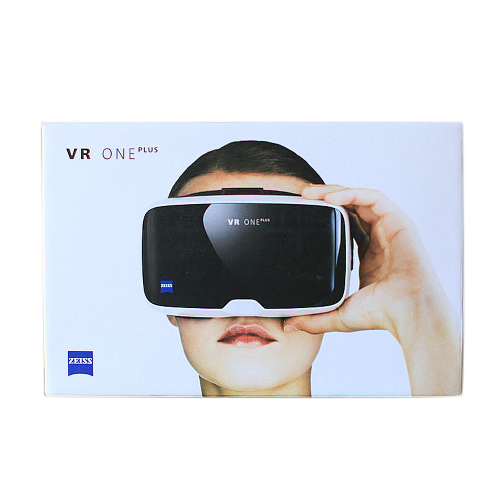 Zeiss VR Plus Virtual Reality 3D Glasses Headset Box Game Movie For Smartphone