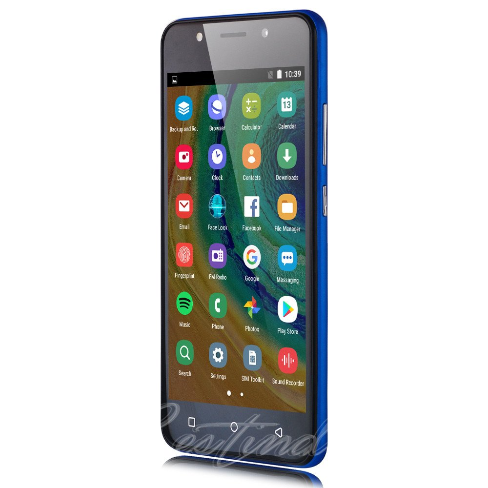 Unlocked 5.0″ Quad Core Android 8.1 Cheap Mobile Cellphone Smart Phone GPS WIFI
