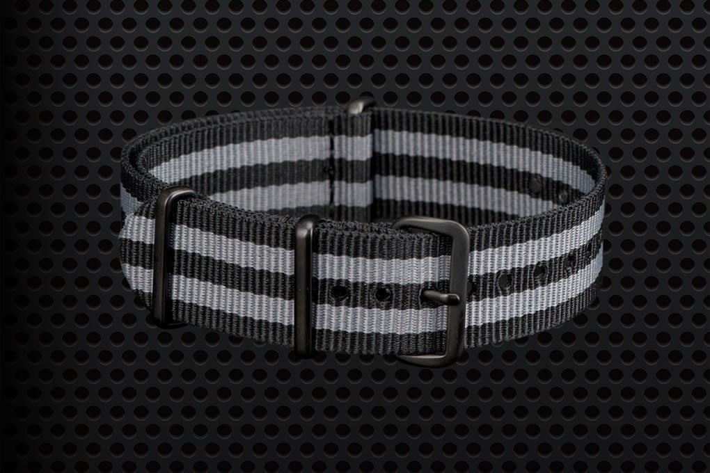 INFANTRY-20-22mm-Mens-Watch-Band-Strap-Nylon-Outdoor-Military-Replacement thumbnail 2
