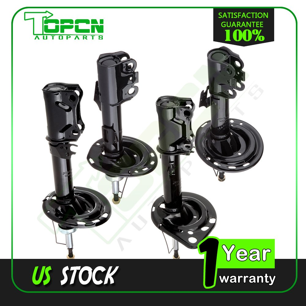 2006 Toyota Avalon Exterior: Front Rear Full Set Shocks Struts Assemblies Fit 2006-2011