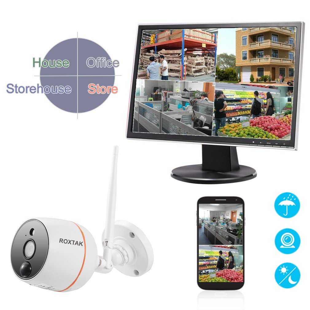 2-4-8CH-HDMI-CCTV-1080P-Video-DVR-Camera-Security-System-Home-Outdoor-1TB-HDD thumbnail 12