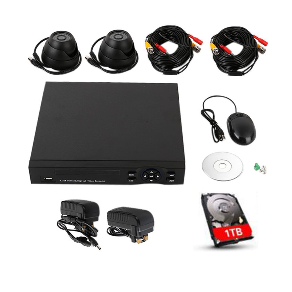 2-4-8CH-HDMI-CCTV-1080P-Video-DVR-Camera-Security-System-Home-Outdoor-1TB-HDD thumbnail 33