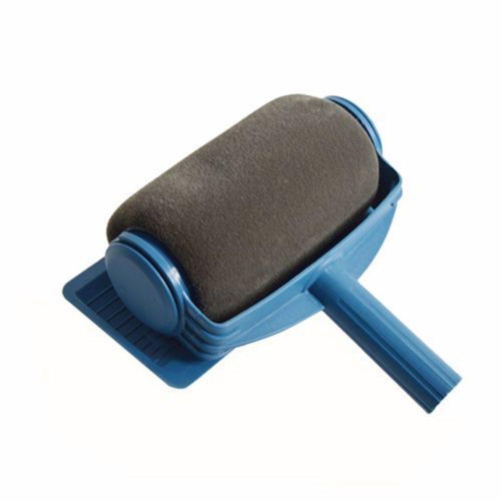 6 pcs pro paint roller runner rouleau de peinture avec reservoir kit peinture ve ebay. Black Bedroom Furniture Sets. Home Design Ideas