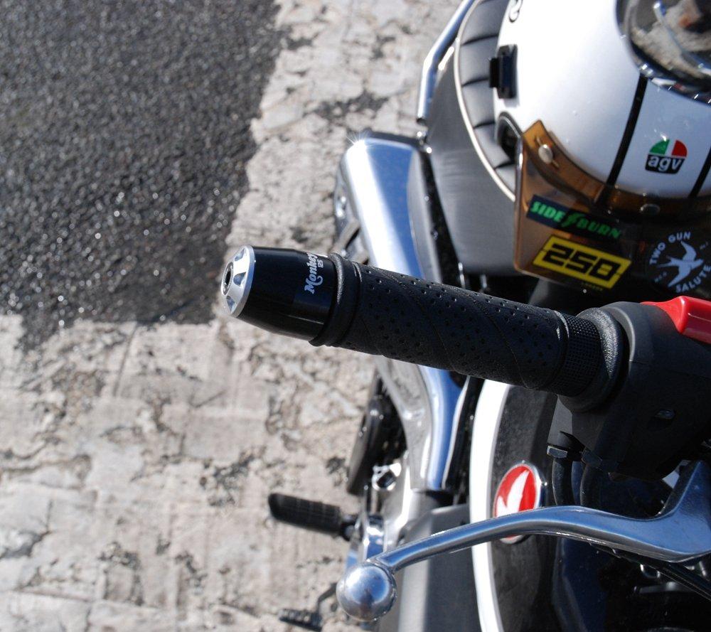 MC MOTOPARTS BAR ENDS FIT HONDA MONKEY 125