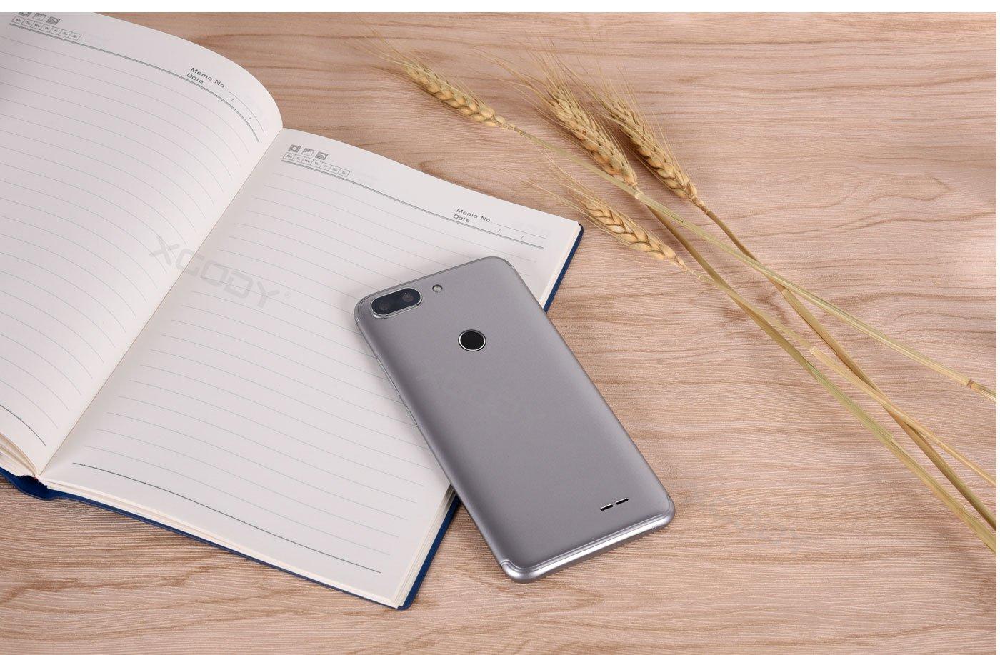 XGODY D27 Android 7.0 Unlocked Dual SIM 8GB Smartphone