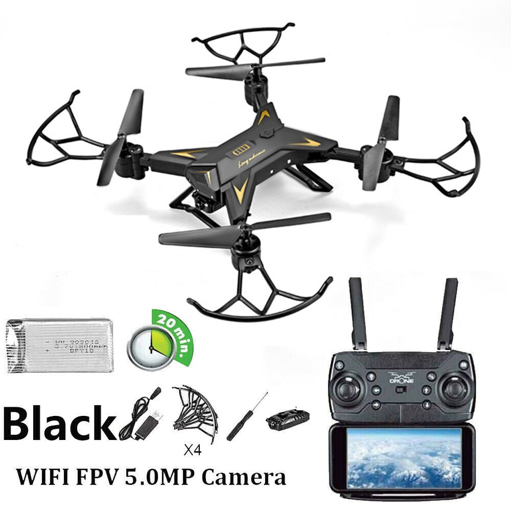 DRONE Radio/Remote RC Control Quadcopter HD Camera BEST WE'VE TESTED!