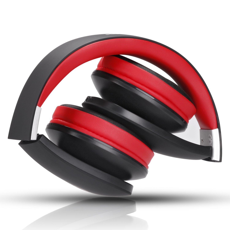AUSDOM-Wireless-Headphones-Bluetooth-Stereo-Earphones-Super-Bass-On-Ear-Headset thumbnail 16