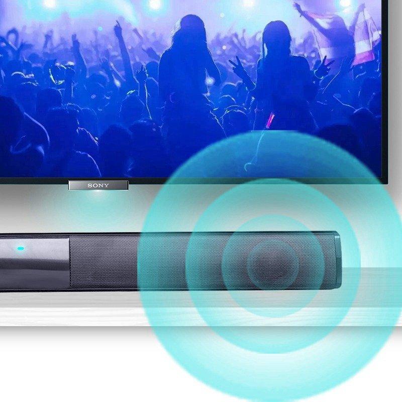 Bluetooth SoundBar Wireless 4 Speaker HiFi Stereo Bass TV Home Theater Subwoofer