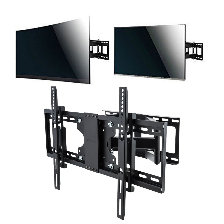 Articulating Smart TV Wall Mount Full Motion Swivel Bracket